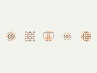 Website Iconography