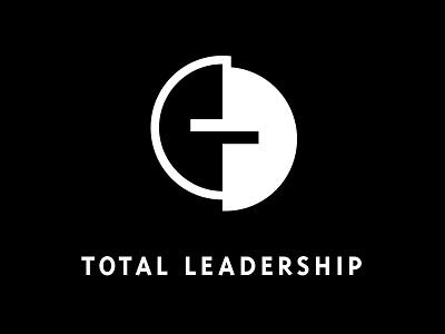 Total Leadership design type minimal 90s emigre fonts branding logo