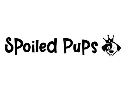 Spoiled Pups ui logo