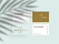 Wild & Coco Branding
