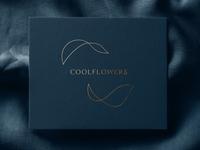 CoolFlowers: Flower Shop Branding