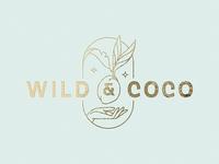 Wild & Coco Logotype