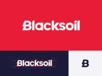 Blacksoil Logo - Branding