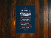 Kentuckian Poster
