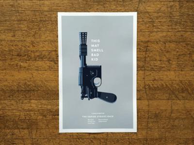 Blaster poster