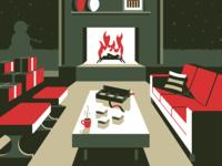 Eero Holiday Print