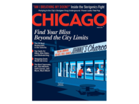 March cover for Chicago Magazine