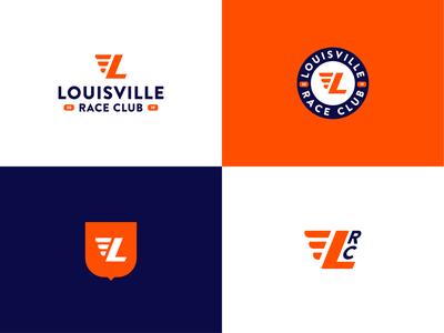 Louisville Race Club logo (unofficial)