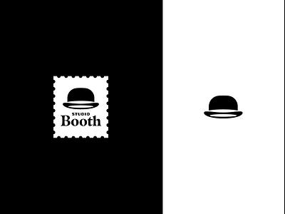 Studio Booth booth hats bowler logodesign logo