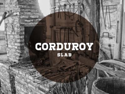 Corduroy Slab Free