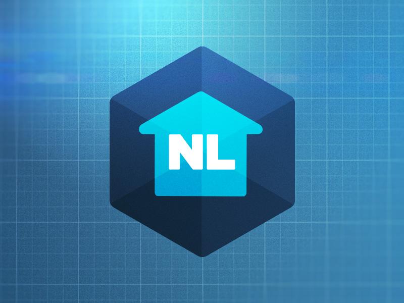 New Look Home Exteriors branding logo home improvement