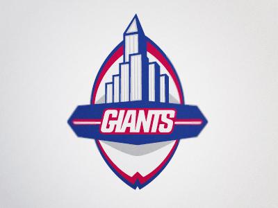 New York Giants Logo new york giants football logo sports giants building tower skyscraper big blue