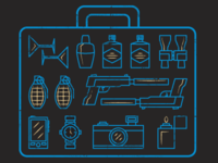 Prince Ink - Secret Agent Essentials