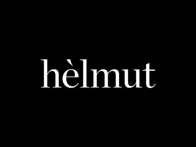 Helmut Identity Design