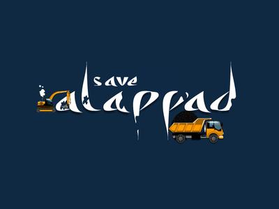 Save Alappad - campaigning
