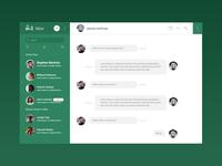 Website - Chat Design