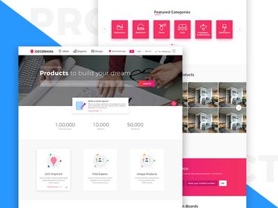 IDecorama Homepage