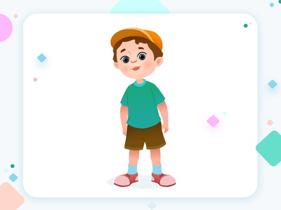 Kids Series_01 (Characters Exploration)