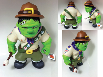 Frankenscout Toy