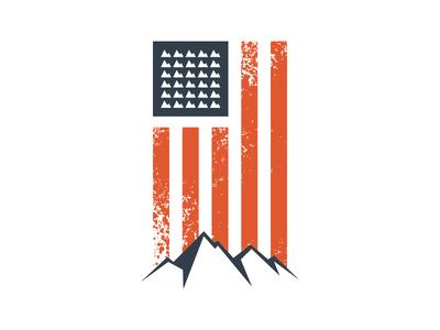 TRAIL REPUBLIC'S FLAG