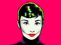 Joker Audrey x Melonkicks