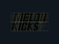 Melonkicks logo construction