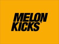 Melonkicks new logo