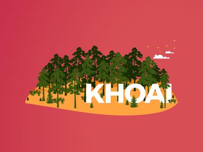 Top monsoon destinations -Khoai india redbus colours illustration design