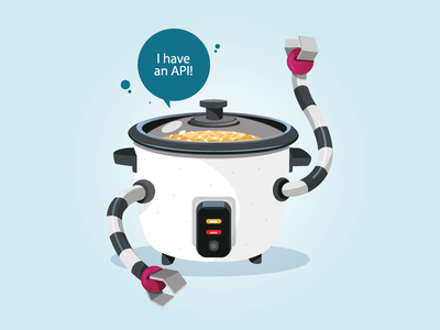 IoT - Rice Cooker
