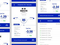 046 Invoice | 100 Days of UI Design