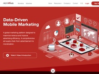 Global Marketing Platform Homepage
