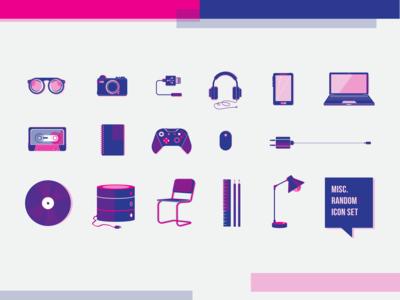 055 Icon Set   100 Days of UI Design