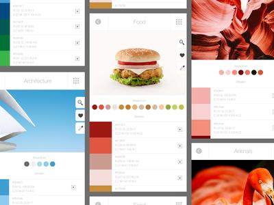 060 Color Picker | 100 Days of UI Design