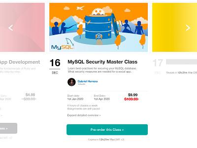 075 Pre Order | 100 Days of UI Design offer specials early bird pre-order christmas education web design uidesign dailyui