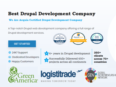 Drupal Development Company USA