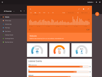 Material Design Data App