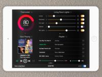 iPad Home Automation