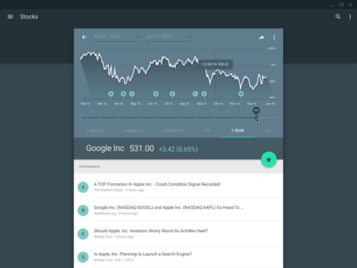 Material Design Charts material design google lollipop line chart line series