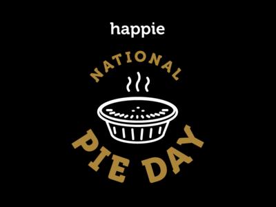 Happie National Pie Day