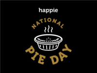Happie National Pie Day