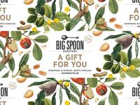 Big Spoon Roasters Gift Wrap