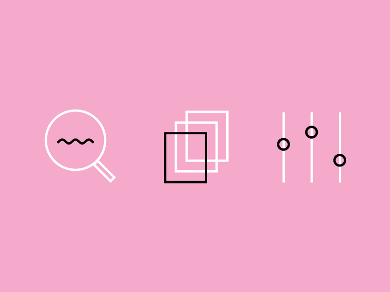Dribbble shots feelbot icons2