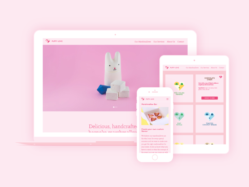 Pl website dribbble