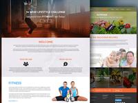Fytness - Website Design