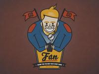 "Rough ""Fanboy"" App branding Concept"