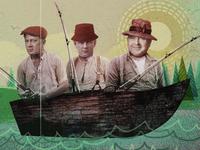 Fishing style-board