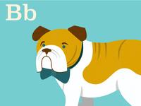 B is for Bulldog