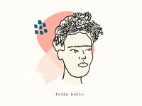 Frida Kahlo   Women Who Inspire