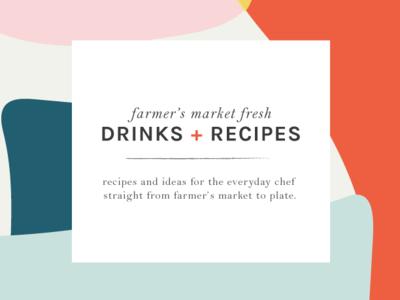 Recipe Book Intro Page