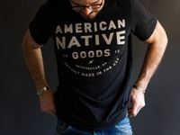 American Native Shirt Design